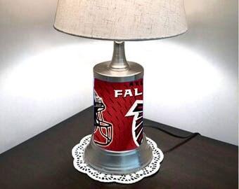 Atlanta Falcons Lamp with shade