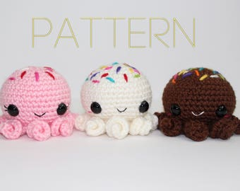 Amigurumi Narwhal Pattern : Crochet pattern pet hat costume pdf instant download unicorn