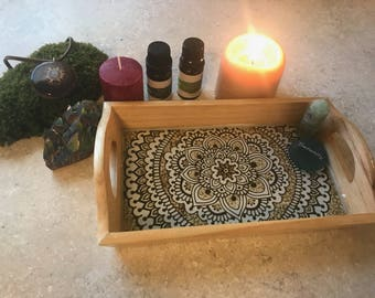 ESSENTIAL OIL TRAY