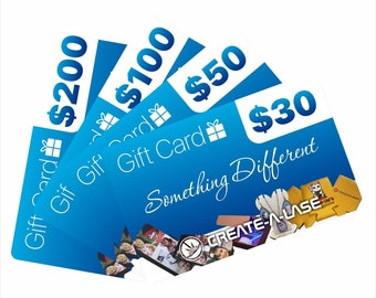 CAL Gift Cards