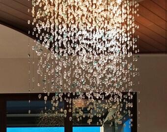Bublesa one chandelier
