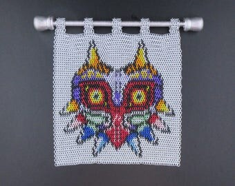 The Third Day chainmail inlay- Majora's Mask