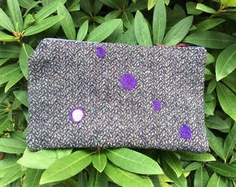 Small, wool-felted bag.  Original!