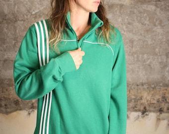 Adidas Sports Sweater Vintage 90s