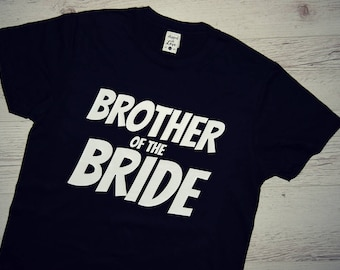Brother of the Groom Tshirt. Brother of the Groom Tee, Brother-of-the-Groom Shirt, Brother-of-the-Groom Tshirt, Brother of the Groom Tee