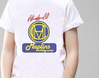 Hi-De-Hi  T-Shirt. Retro TV Show