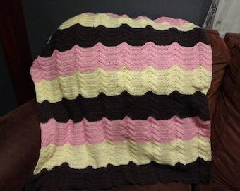 Neopolitan Baby Blanket