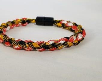 Braided Maryland Bracelet