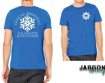 Official Arendelle Ice Master And Deliverer
