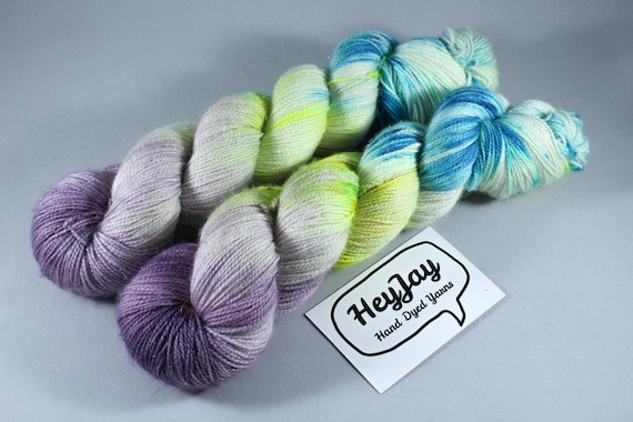 Sparkle Merino Sock Yarn - Encounter