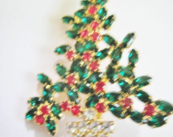 Rhinestone Christmas Tree