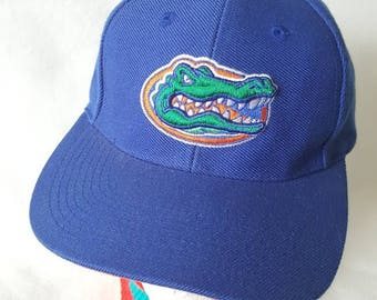 Vtg Florida Gators snapback  hat cap college basketball UF Top of the World