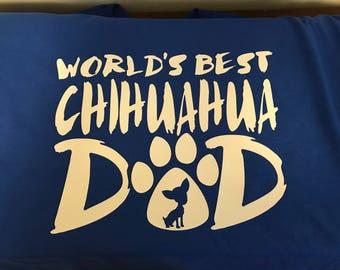 Best Dog Dad shirt