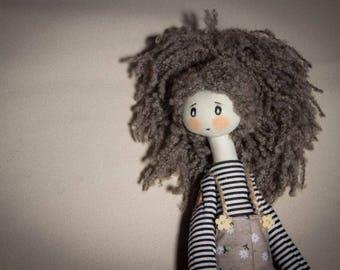 Handmade Lilibet Doll