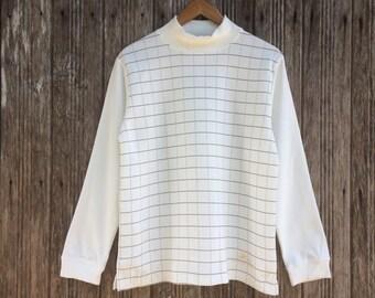 Rare!! Beverly Hills Polo Club Sweatshirt Jumper Pullover Nice Design
