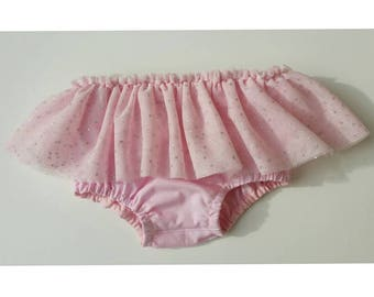 Pink Sparkle Tutu Bloomers