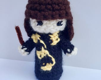 Crochet Custom Harry Potter Doll