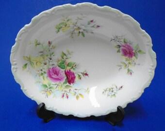 Royal Albert England Memories pattern OVAL VEGETABLE BOWL made in england, royal albert china