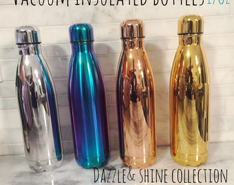 Personalized Vaccum Insulated Bottle