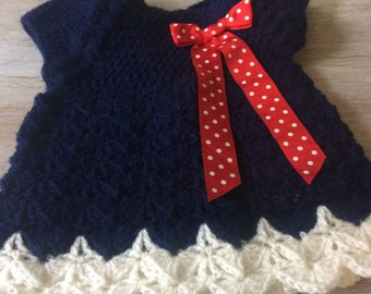 Hand crocheted items