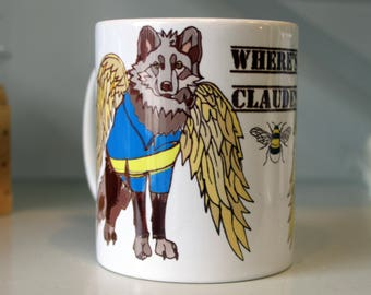 Wolverhampton Wolves, Where's Claude, Guardian Angel, Bee, Wings, Angel