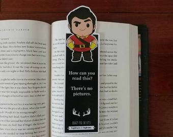 Boorish and Brainless Admirer Bookmark