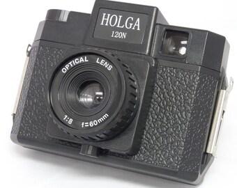 HOLGA 120 Medium Format Camera 120N / N