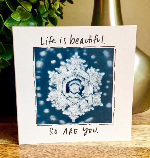 I love you Card, You are beautiful card, First anniversary card for wife, husband anniversary card, first anniversary, Life is beautiful