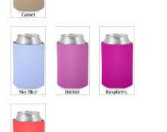 Huggie blanks, beverage cozy blanks