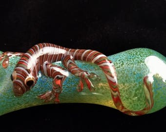 Glass Lizard Pipe