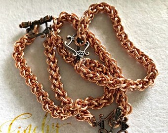 Copper Jens Pind Bracelet
