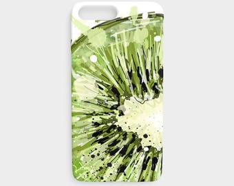 KIWI light cell case / polycarbonate / safe and lightweight / IPhone or Samsung