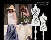 The Bonnaroo Bundle (Women's Sizes) PDF Sewing Pattern