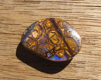 Purple Matrix Stone