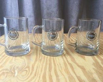 WARSTEINER BEER GLASSES 1 liter