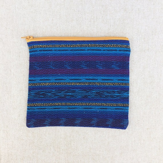 Colourful Zippered Pouch ...