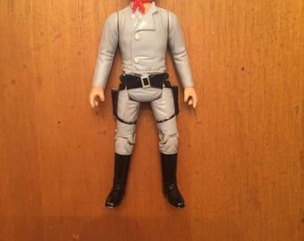 1980 Gabriel Lone Ranger Vintage Action Figure FREE SHIPPING