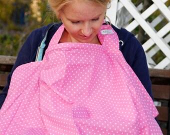 Nursing Cover   Breastfeeding Cover Up   Breastfeeding Veil   Baby Shower Gift   Hospital Gift for New Mom   Nursing Scarf   Nursing Clothes