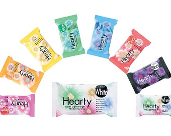 Hearty All Colors S 50g Modeling Clay by Padico