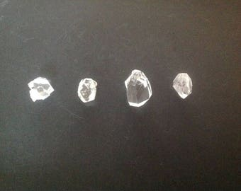 Herkimer Diamonds ... Lot of four