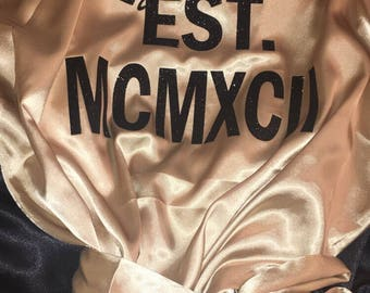 Roman Numeral Robe