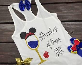 Snow White Shirt | Food And Wine Shirt | Food And Wine Shirt Ideas | Epcot Food And Wine | EPCOT | Disney Food and Wine | Disney Princess