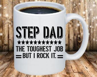 Step Dad Coffee Mug