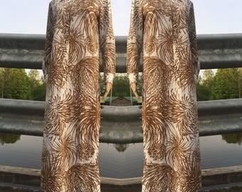 Vintage 1970's The Spectator Safari Dress