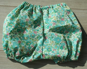 Bloomer girl liberty Betsy Turquoise
