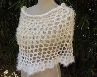 PONCHO summer crochet
