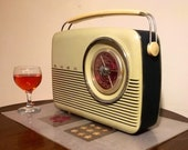 BUSH TR82 Bluetooth radio speaker system. 1960/1965 25 Watts