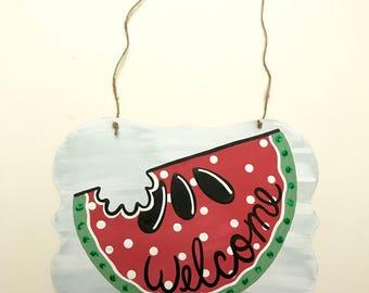 SALE! **Watermelon door hangers!**