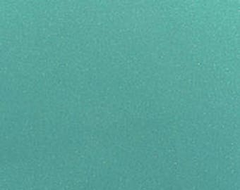 "166 Tiff Blue 12""x 12""  StyleTech 2000 Ultra Metallic Glitter Adhesive Indoor / Outdoor Vinyl - Similar to Oracal 651"