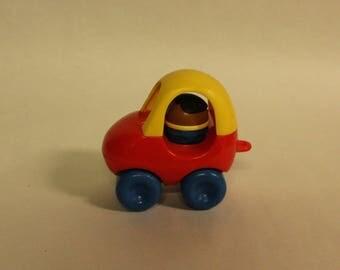 Vintage Little Tikes Mini Toy Car